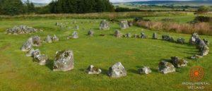 Каменные круги Бигмор - Ирландия