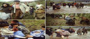 Исход мирного населения Арцаха