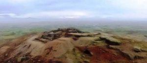 Руины храма богини Анаит