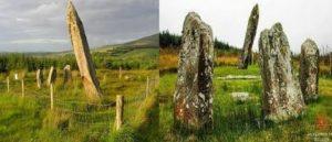 Каменный круг Нокнакилла - Ирландия