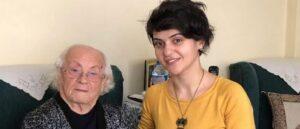 Рассказ 104-летней Эгине Урушян