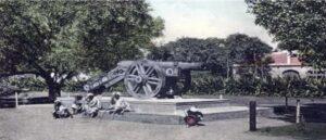 Шах Назар Хан - Армянская артиллерия