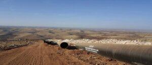 В планах Турции построить газопровод