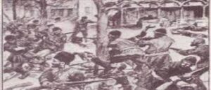 Зима 1905г. - Погромы армян Баку - Четкий механизм