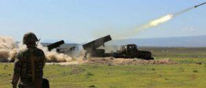 ВС Азербайджана ведут огонь по детскому саду