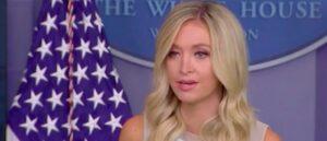 Пресс-секретарь Белого дома