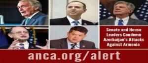 Члены Конгресса осуждают агрессию Азербайджана