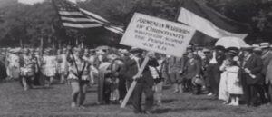 Армяне США на праздновании Дня независимости