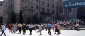 Сардана - Национальный танец каталонцев