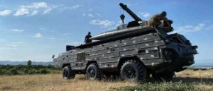 Армянские войска приведены в высокую боевую готовность