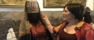 О говорящем образе армянской женщины
