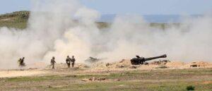 Двое армянских военнослужащих убиты