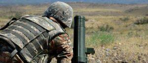 Армянские минометы успешно прошли испытания