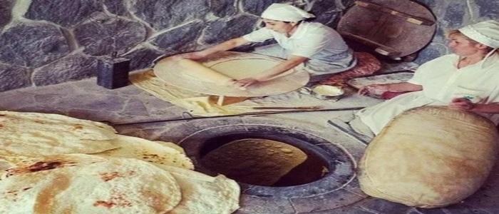 Армянская традиция жертвенного лаваша