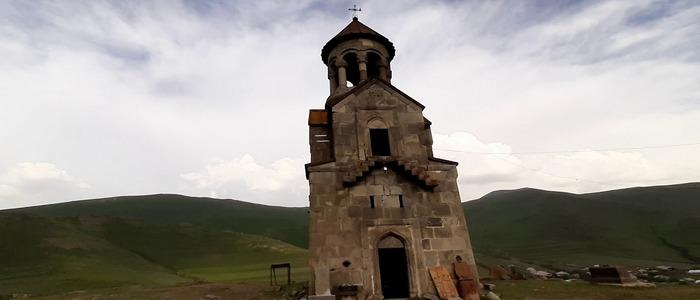 Каптаванк - Синий Монастырь