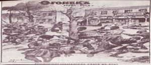 Нахиджеван - Май 1905 - Опасная обстановка