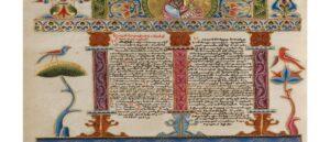 Армянская Библия XVII века в Google Art
