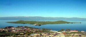 В Исторической Армении на озере Чилдыр