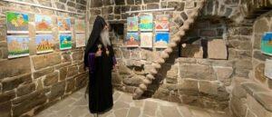 В армянском монастыре Святого Фаддея в Иране
