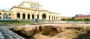 Подземный город в Ереване