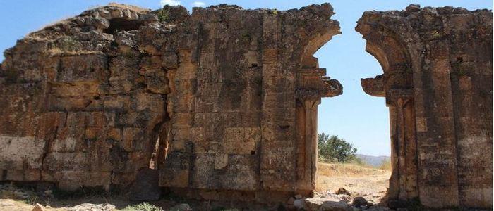 Армянской церкви в Дерсиме