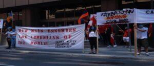 Агрессия азербайджанцев против армян