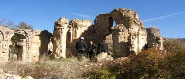 1300-летняя армянская церковь