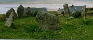 Каменный круг Дункартон - Ирландия