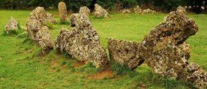 Камни Роллрайт - Великобритания