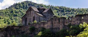 Замки и крепости Армении