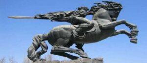 Тайна памятника Давиду Сасунскому