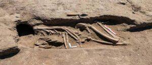 В провинции Ван найдено древнее захоронение