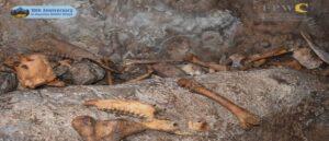 В армянской пещере найдена керамика