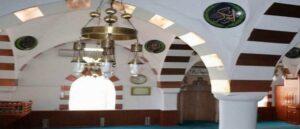 Мечеть построенная армянским архитектором
