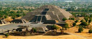 Теотиуака́н - Город богов - Мексика