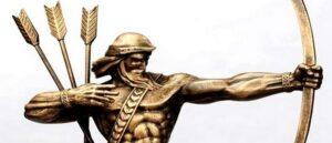 Призыв (h)Айка к воинам перед битвой