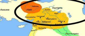 Древнее царство Митанни и Хурриан
