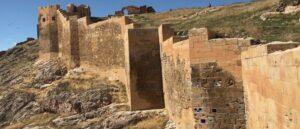 В Бабердской крепости