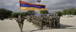 Армянские миротворцы в Ливане