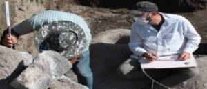 Раскопки в Лернакерте