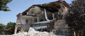 Турция снесла собор Святой Софии в Бурсы