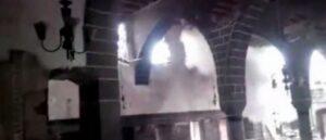 В армянской церкви Святого Киракоса
