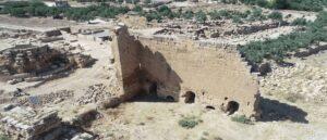 Историческая Армения - Древний город Дара