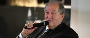 Президент Армении примет участие