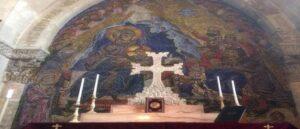 В армянской галерее Храма Гроба Господня