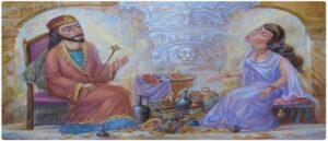 О Соломоне и царице Савской