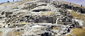 От Древних складов Ванского царства