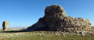 Древняя армянская крепость