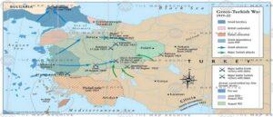 О Греко-Турецкой войне 1919-1923.