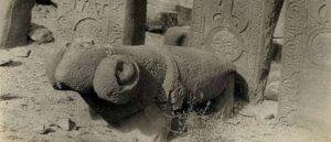 Фото каменного офна возрастом 5000 лет